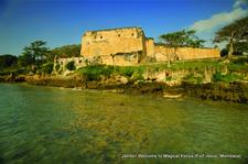 Fort Jesus - Mombasa - UNESCO World Heritage Site