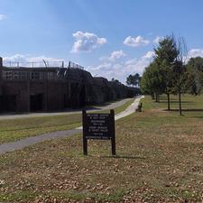 Fort Mott State Park