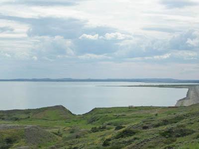 Fort Peak Lake