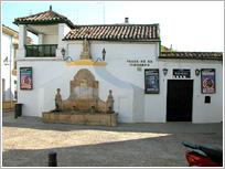 Fountain Of La Fuenseca - Cordoba