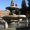 Fountain Of Piazza D'Aracoeli