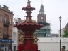 Fountain And Midsteeple