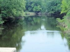 Fourche La Fave River Arkansas