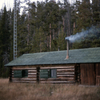 Fox Creek Patrol Cabin - Yellowstone - USA