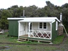 Frampton's Hut