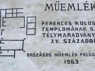 Franciscan Garden Of Ancient Ruins, Gyula