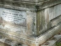 Antiguo cementerio protestante George Town