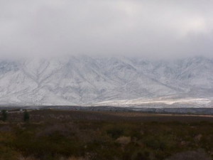 Franklin Mountains (Texas)