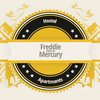 Freddie Next To Mercury