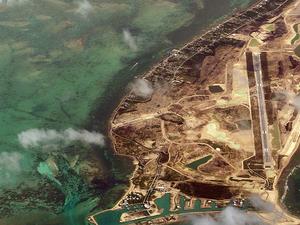 Freeport Grand Bahama Intl. Aeropuerto