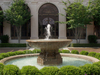 Courtyard Of The Freer Gallery Of Art