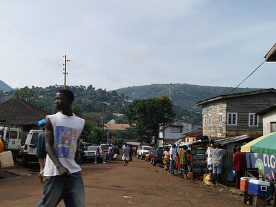 Freetown - Sierra Leone