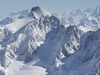 French Alps Peaks Overview