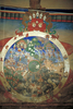 Fresco On A Wall Of The Bardan Monastery