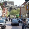 Friargate Preston On A Busy Weekday Afternoon