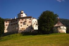 Friedberg Castle, Volders, Austria