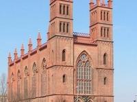 Friedrichswerder Iglesia