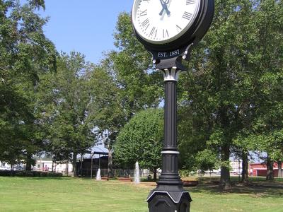 Frisco Park Amory Mississippi