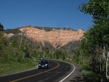 From Cedar City To Cedar Breaks National Monument