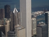 View From Southwest Aon Center