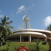 Front Elevation St Xavier's Church, Peyad