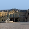 Front Of The Residenz And Cour D'honneur