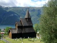 Urnes Iglesia