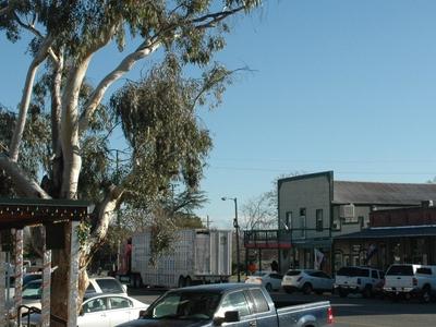 Front Street In Cottonwood