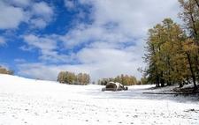 Frozen Kanas Lakes - Altai Xinjuang