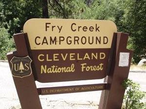 Fry Creek Campground