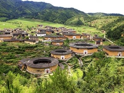 Fujian - Tulou