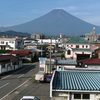 Fujiyoshida City Looking South