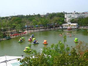 Full Day Dream World Theme Park Photos