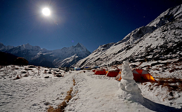 Annapurna Base Camp Trek - 12 Days Photos
