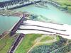 Full View Of Itaipu Dam