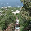 Il Funiculare From Marina Grande To Capri