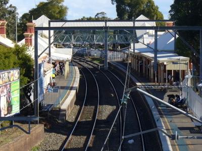 Fairfield Railway Station
