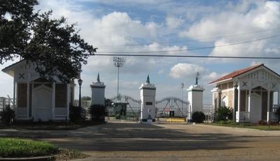 Fair Grounds Main Entrance Gate