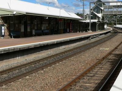 Fassifern Railway Station