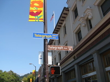 Famous Telegraph Street