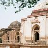 Feroze Sha 2 7s Tomb With Adjoining Madrasa