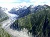 Lower End Fiescher Glacier