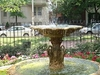 The Fountain In The Center Of Filter Square