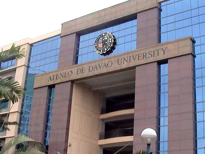 Finster Hall Ateneo De  Davao  University