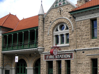 Old Fire Station Perth