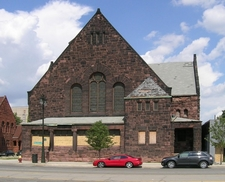 First Unitarian Church Of Detroit