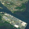 Port Of Brisbane From Space