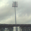 Floodlights At RPS Colombo