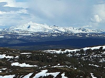 Fongen Seen From Baklifjell