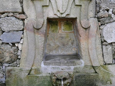 Fonte Aguas  Ferreas
